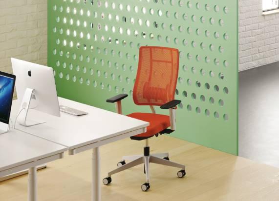 Schreibtischstühle Sitzhöhe
