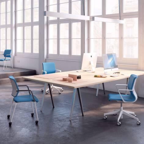 Viasit Schreibtischstühle mit Rollen