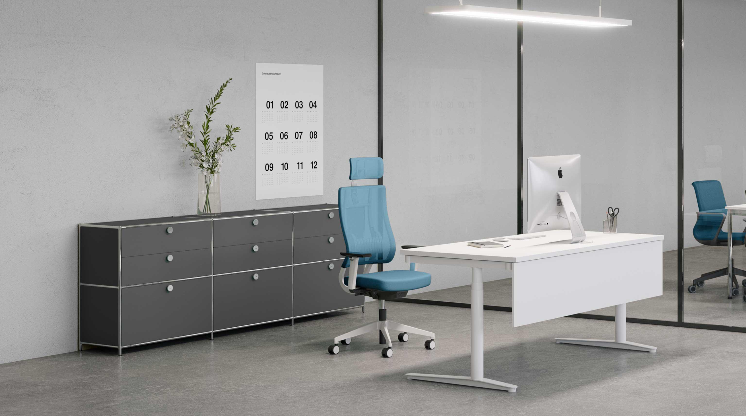 Viasit Bürostuhl Newback