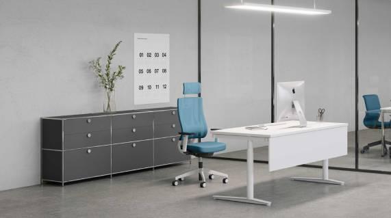 Viasit Schreibtischstuhl Newback